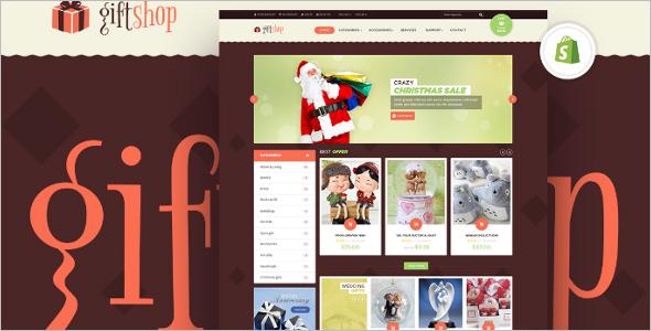 Gift Shop Shopify Theme