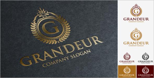 Grandeur Logo Design Template