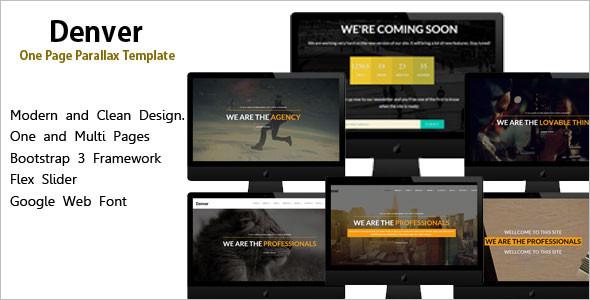 HTML Startup Website