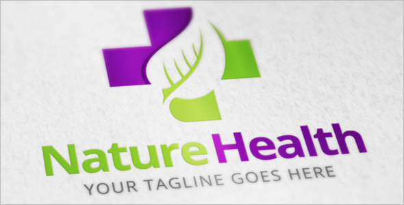 Helth Logo Nature Template