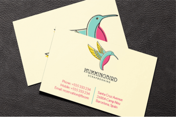 Humming Bird Business Promo