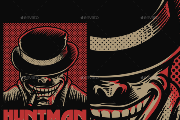 Huntman T-Shirt Design