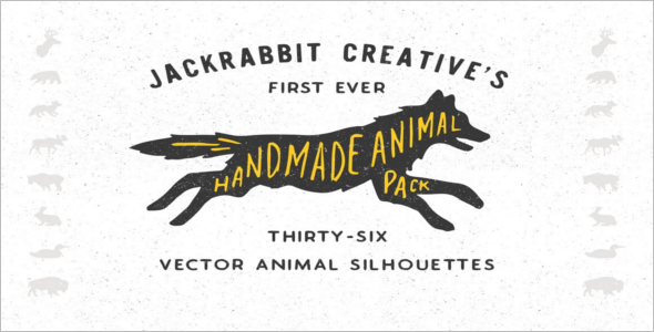 Illustration Hand Drawn Animal Design