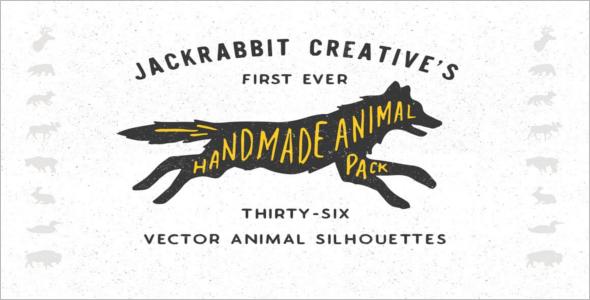 Illustration Hand Drawn Animal Design