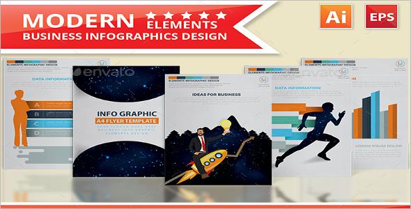 Infographic Graphic Element Info