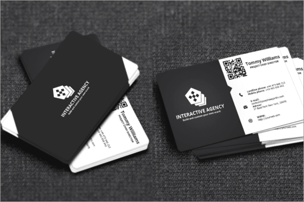 Innovative Business Card Design