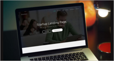Latest Startup Landing Templates
