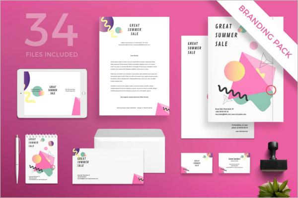 Letterhead Envelope Folder Outlook