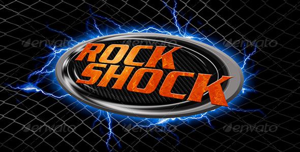 Lighting Logo Background Design
