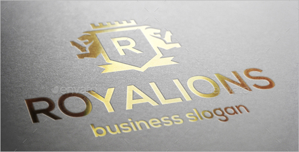 Luxurious Royal Boutique Logo design