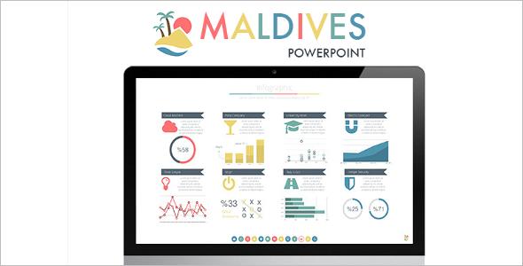 Maldives PowerPoint Presentation Template