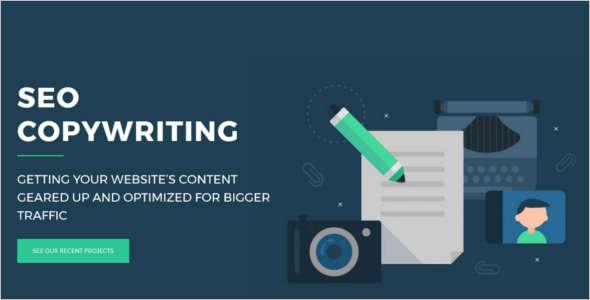 Marketing Corporate WordPress Template