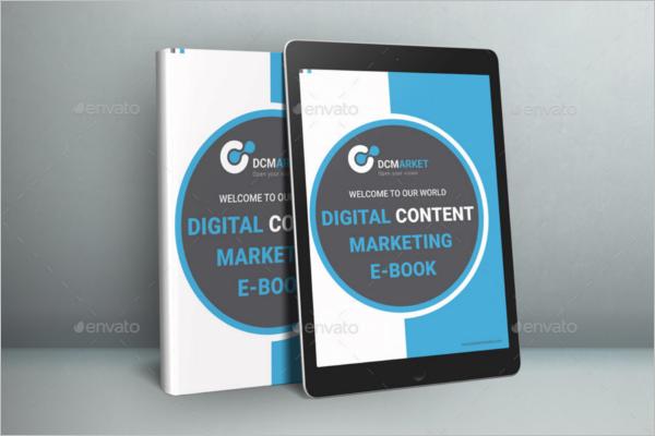 Marketing E-book Design