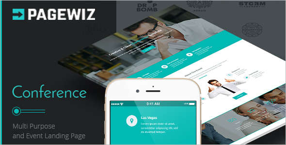 Marking Pagewiz Responsive Template