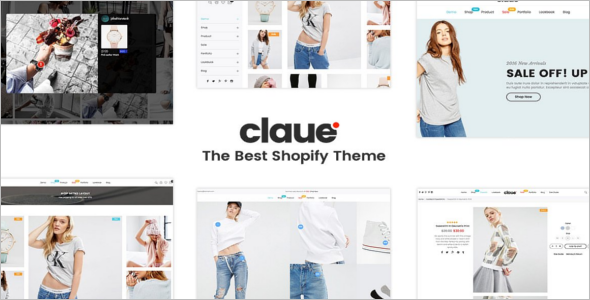 Minimalist Fashion Shopify Theme