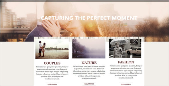 Moments Slider Template