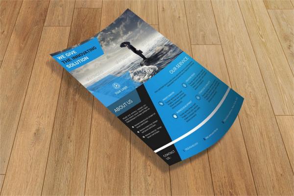 Multi-Purpose Corporate Flyer Template