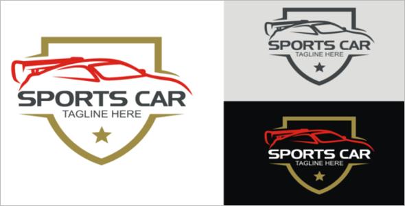 Multiple Car Logos Template