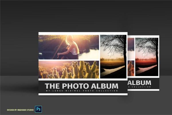 Multipurpose Photo Album Design