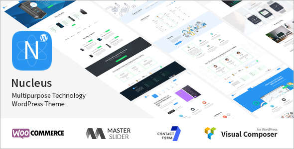Multipurpose Technology WordPress Theme