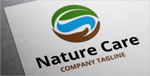 Naturecare Logo Design