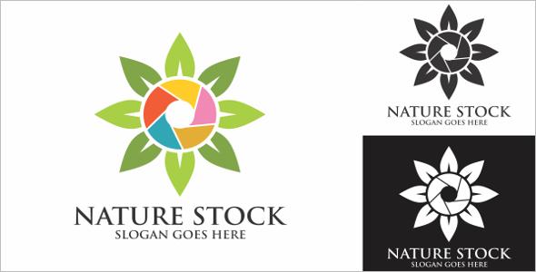 Naturestock Logo Template