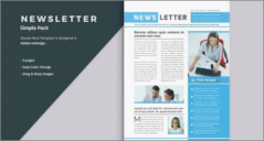 170+ Word Newsletter Templates