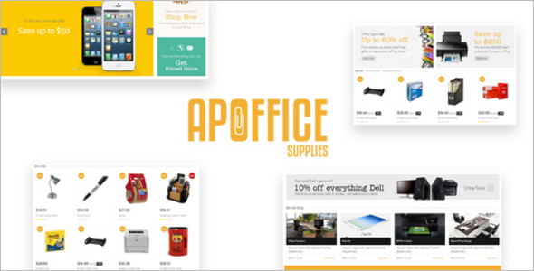 Office Style Shopify Theme