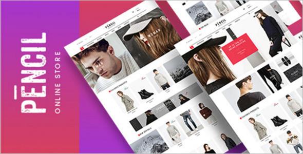 Online Store Shopify Theme