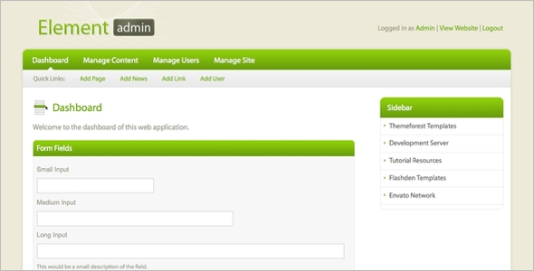 Optimizable Bootstrap Template Design