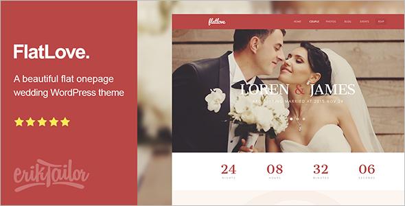 Parallax-Wedding-WordPress-Template