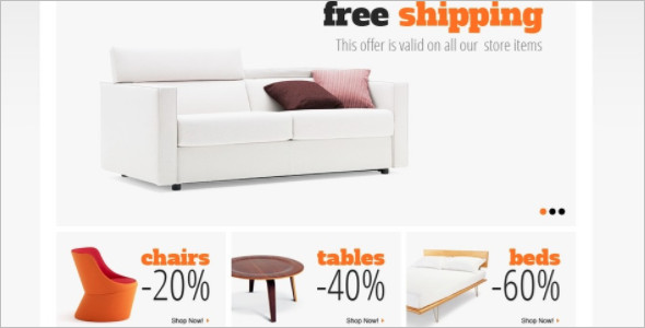Perfect Furniture OsCommerce Template