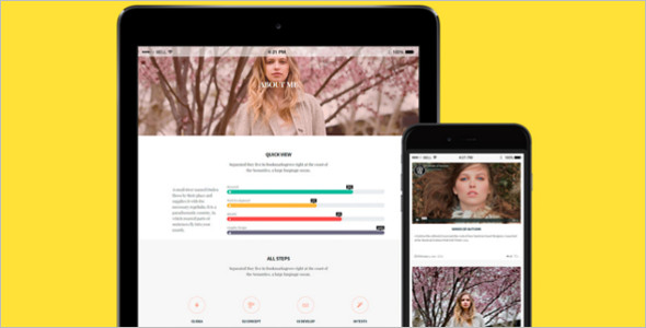 Personal Blog Startup Website