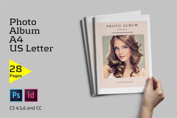 Personal Photo Album Design