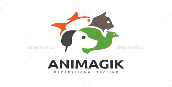 Pet Care Shop Logo Ideas