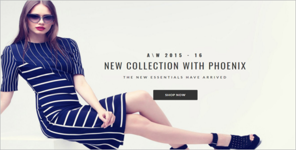 Phoenix Fashion Shopify Template