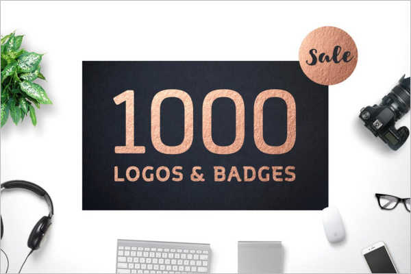 Photography Badges & Stickers Design