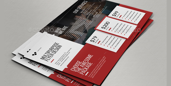 Photoshop Pricing Table Product