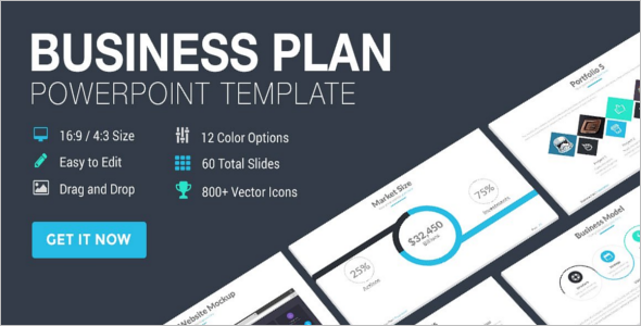Powerpoint Business Plan Outlook