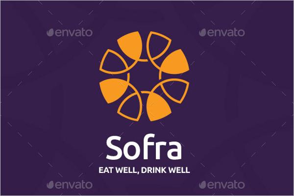 Premium Restaurant Logo