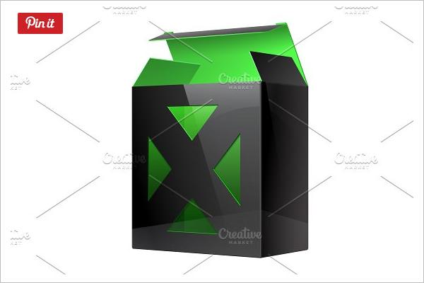 Presentation Package Artwork Design