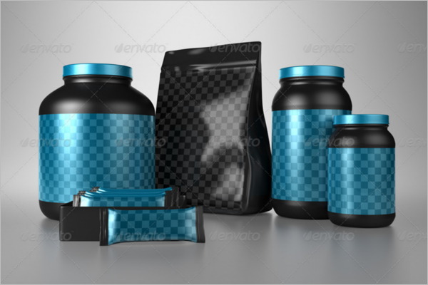 Protein Products Mock-Up