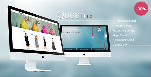 Queen Responsive Shopify Theme