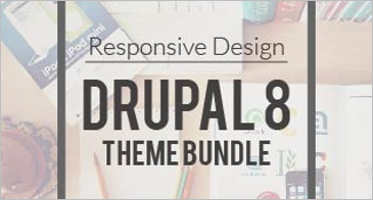 Responsive Industrial Drupal 8 Themes