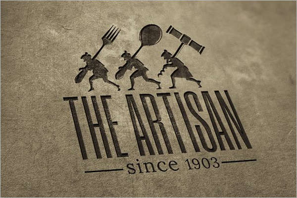 Restaurant Tavern Logo Template