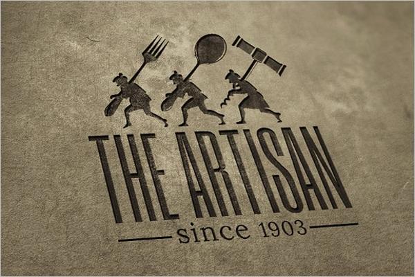 Restaurant Tavern Logo Template