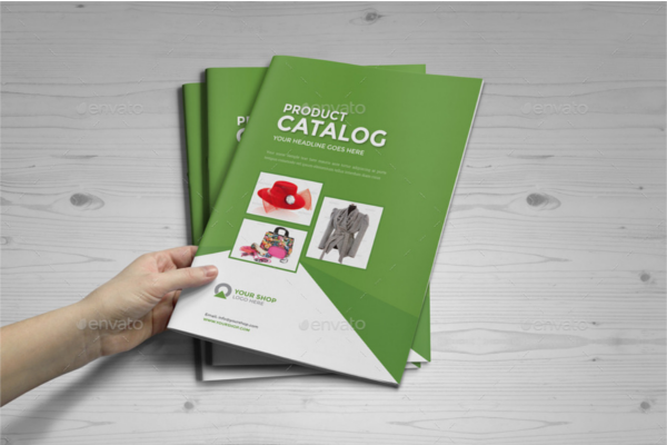 Retail Professional Brochure Ideas