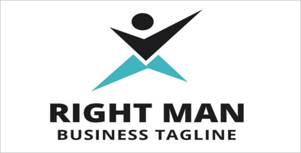 Right Man Business logo
