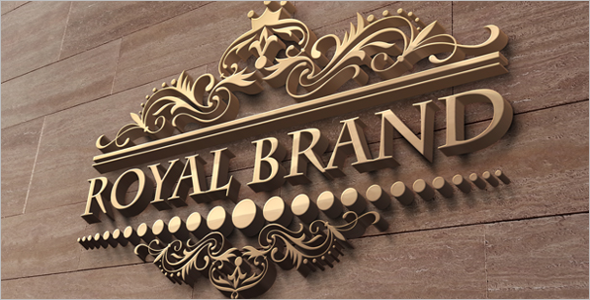 Royal Creat Logo Design Template