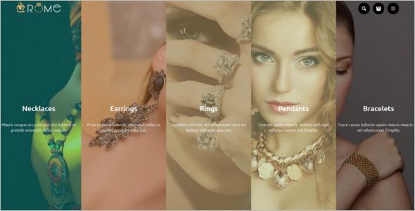 Shopify Theme Fashion Jewelry